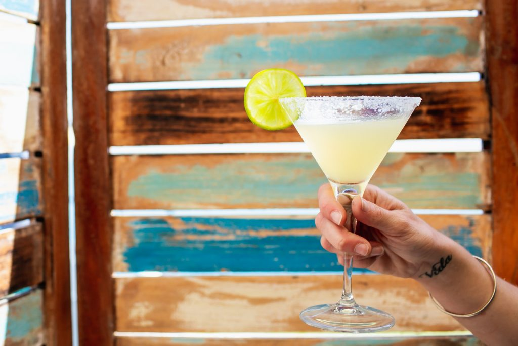 The Boat Shed Bar Martini