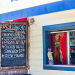 The Boat Shed Restaurant Outdoor Menu