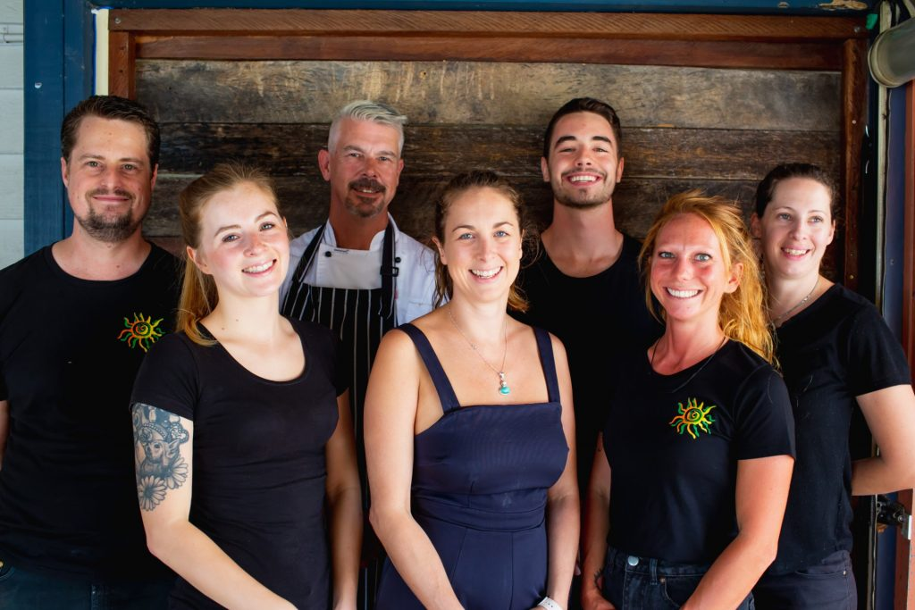 The Boat Shed Restaurant Team