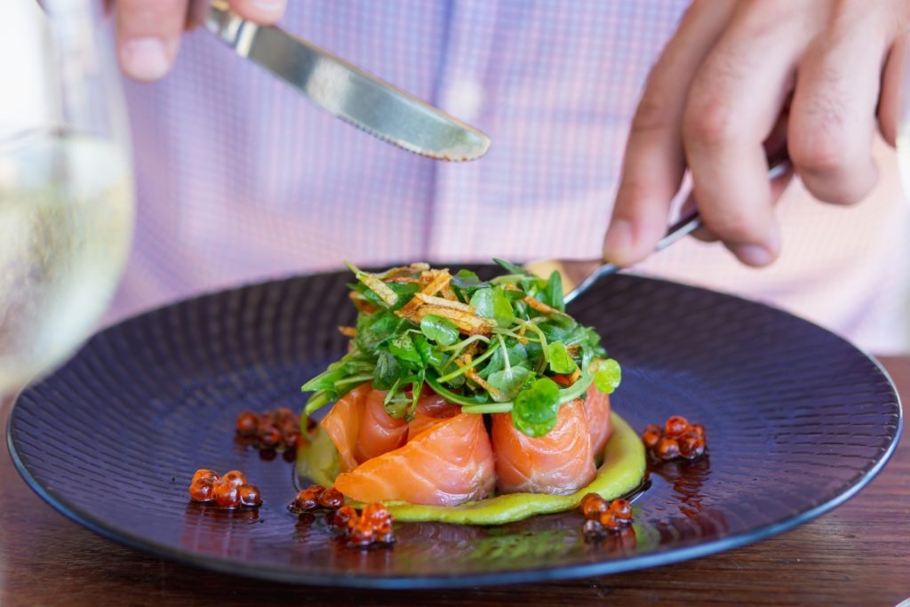 The Boat Shed Smoked Salmon