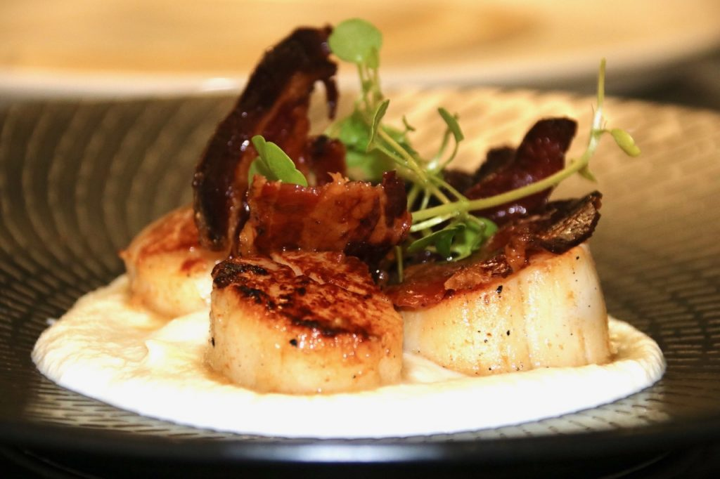 Boat Shed Scallops